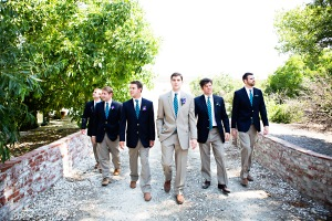 A&A Groom and Men + 120j rep