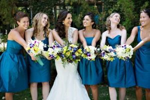 Adriana Bridesmaids + 099